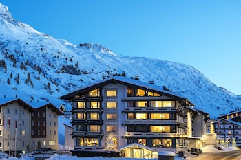 在lech am arlberg (阿尔贝格列西)的图尔赫尔斯阿潘霍夫酒店照片
