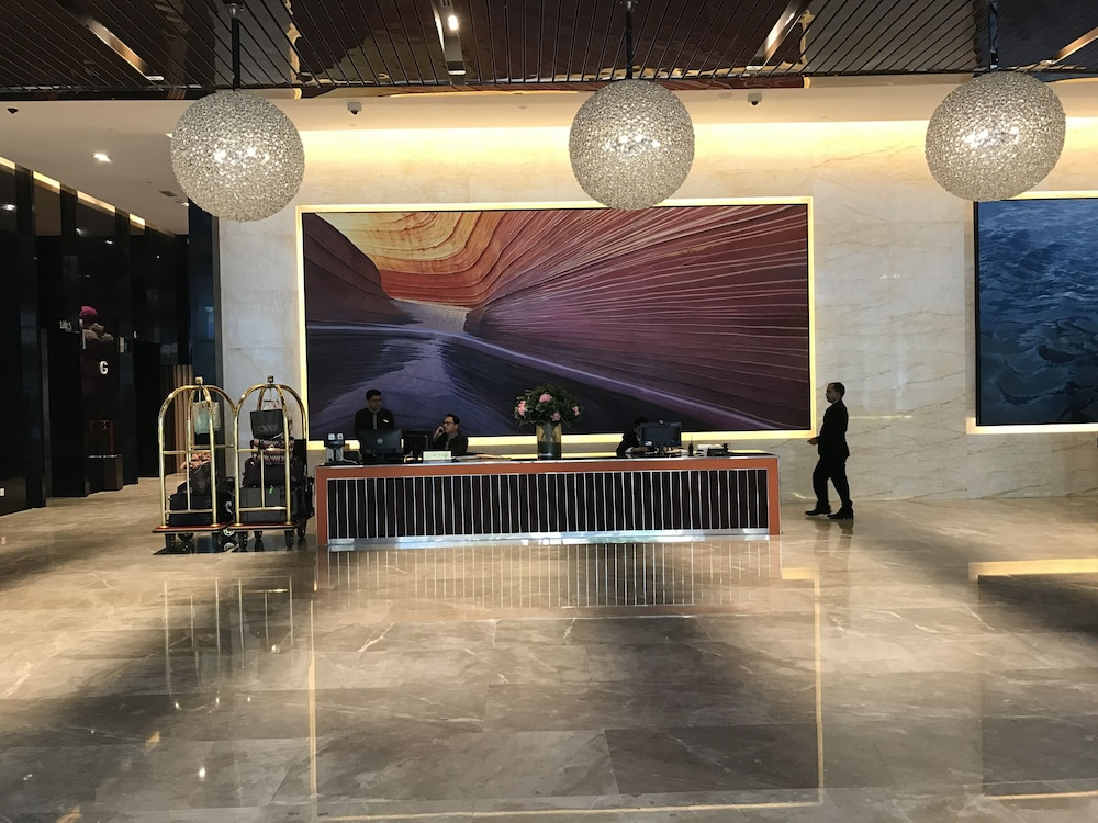 鲁白金_鲁玛白金套房酒店, 吉隆坡