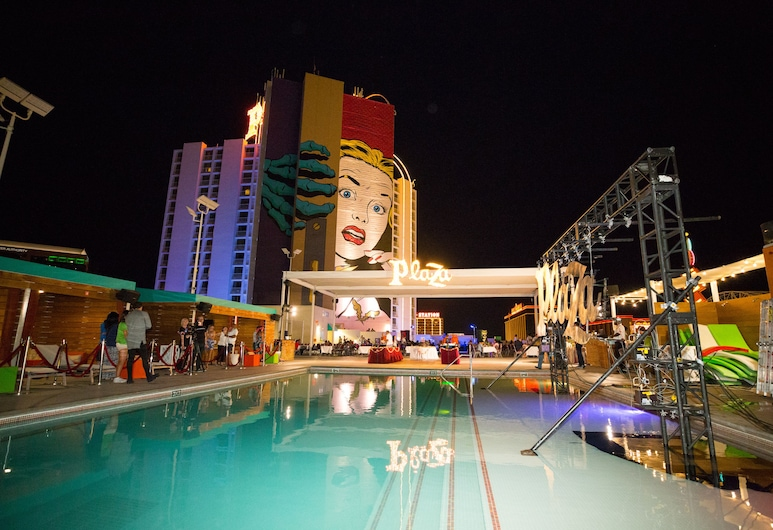 Plaza Hotel and Casino - Las Vegas, Las Vegas, Rooftop Pool