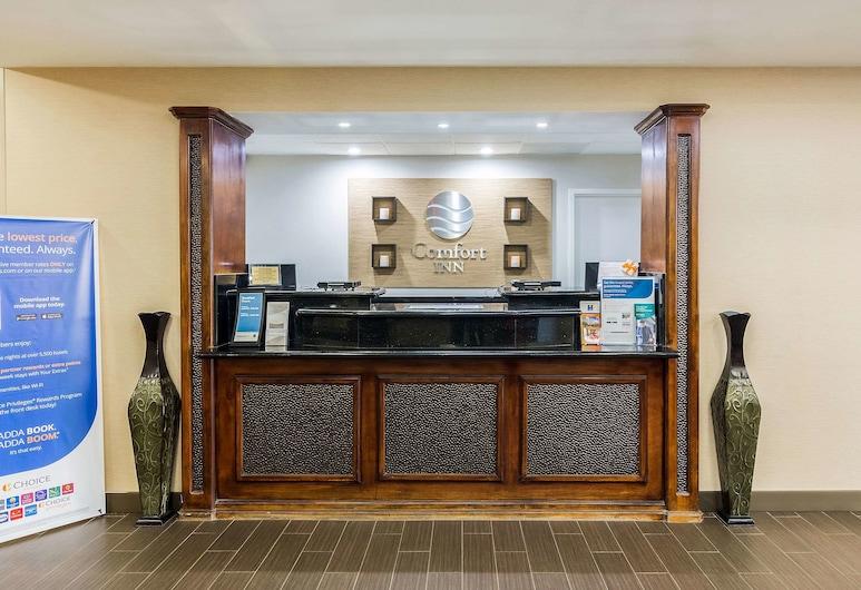 Comfort Inn Pensacola - University Area, Pensacola, Lobby