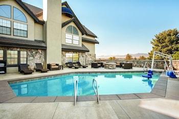 A(z) Radisson Hotel Salt Lake City Airport hotel fényképe itt: Salt Lake City