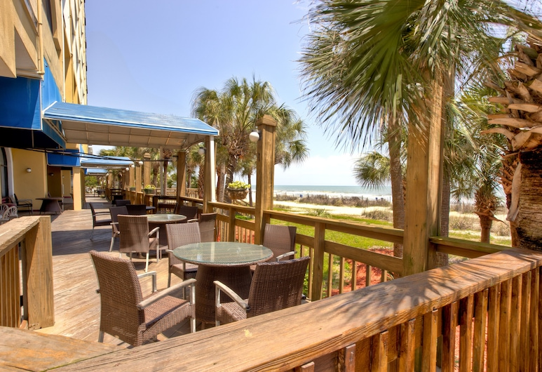 Sun N Sand Resort, Myrtle Beach, Terras