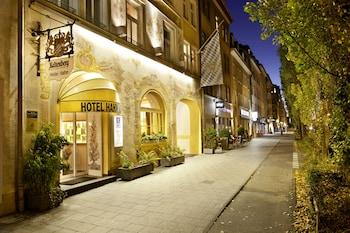 Fotografia do Hahn Hotel em Munique