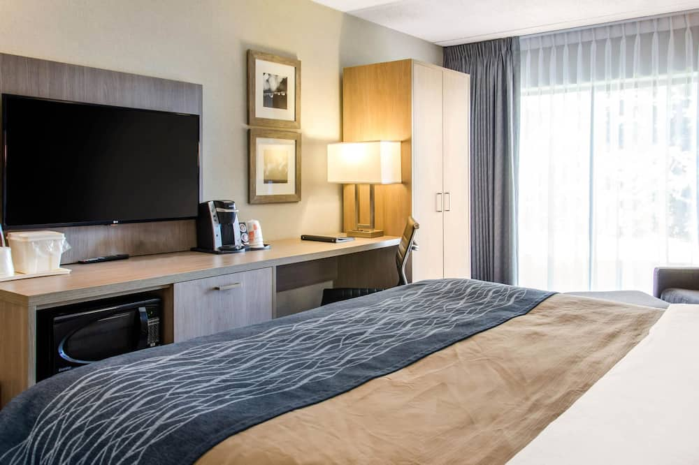 Chambre, 1 très grand lit, non-fumeurs (Ground Floor) - Chambre