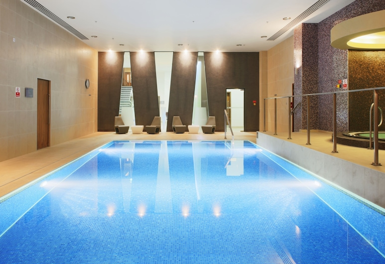Crowne Plaza London - Kings Cross, Londres, Piscina