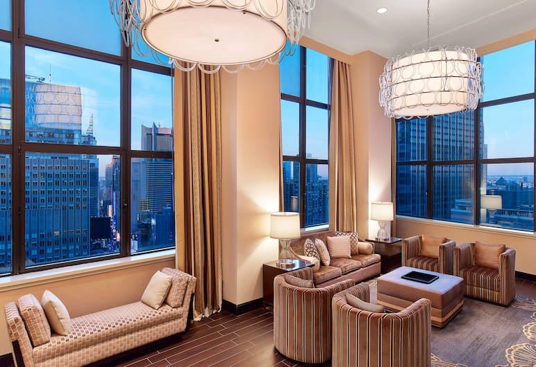 Sheraton New York Times Square Hotel, New York, Kamar Tamu