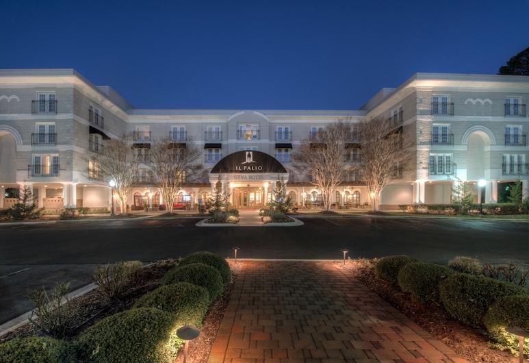 The Siena Hotel, Autograph Collection, Chapel Hill, Pročelje hotela