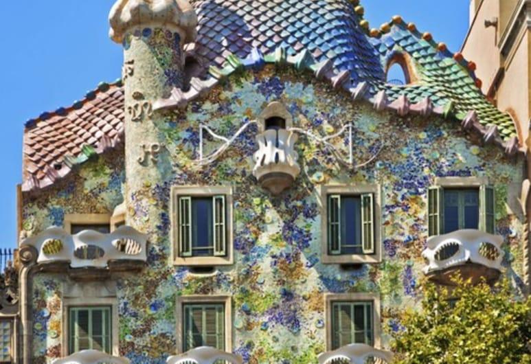 Best Western Premier Hotel Dante, Barcelona, Fachada