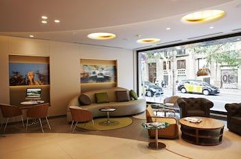 Billede af Best Western Premier Hotel Dante i Barcelona