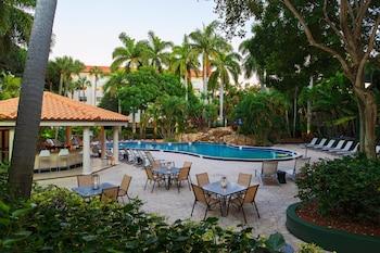 波卡拉頓博卡拉頓萬麗飯店的相片
