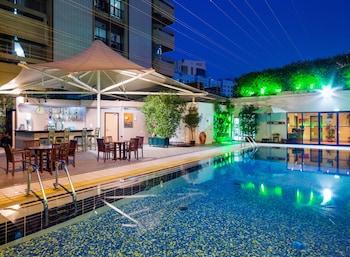 Kuva Novel Hotel City Center-hotellista kohteessa Abu Dhabi