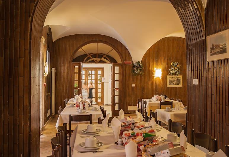 Tirreno Hotel, Rome, Restaurant