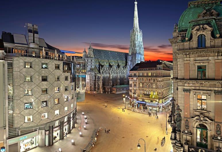 InterContinental Vienna, Vienna, Property Grounds