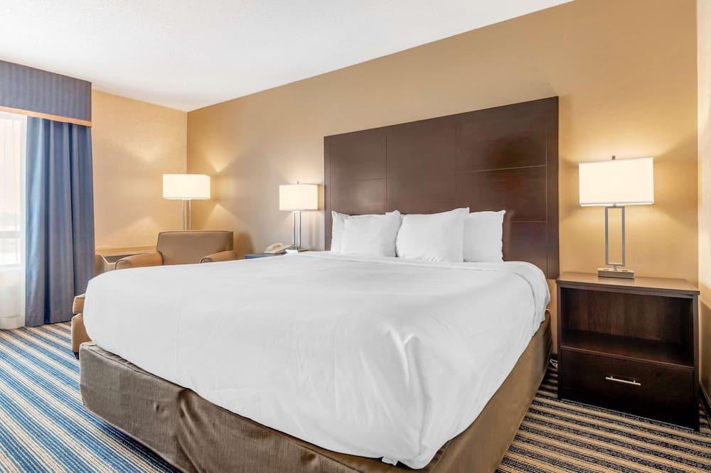 Standartinio tipo kambarys, 1 labai didelė dvigulė lova, Nerūkantiesiems (Second Floor) - Pagrindinė nuotrauka
