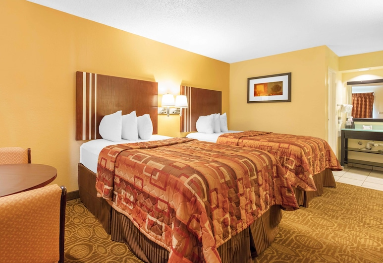 Motel 6 Little Rock, AR - Airport, Little Rock, Phòng đôi, 2 giường đôi, Phòng