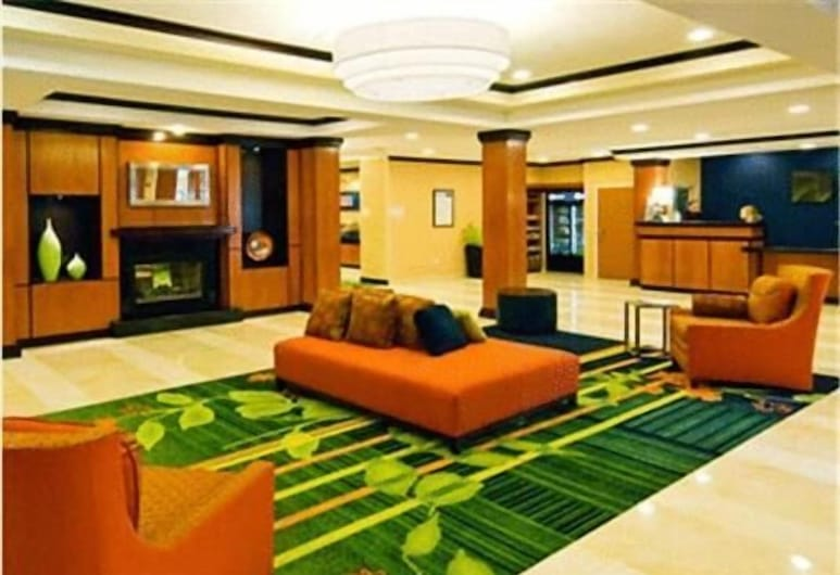 Fairfield Inn & Suites by Marriott Plainville, Plainville, Lobby