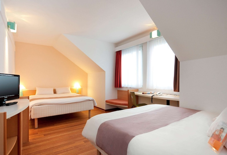 ibis Regensburg City, Regensburg, Zimmer