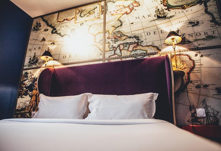 大陸酒店, 巴黎, 普通套房, 客房