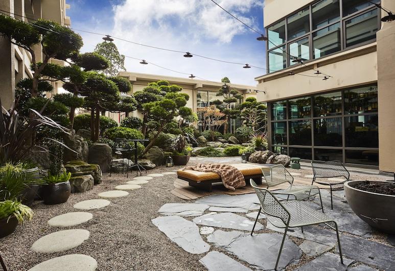 Hotel Kabuki, part of JdV by Hyatt, סן פרנסיסקו, גינה