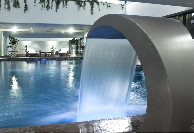 Hotel Plaza San Francisco, Форт Сантьяго, Закрытый бассейн