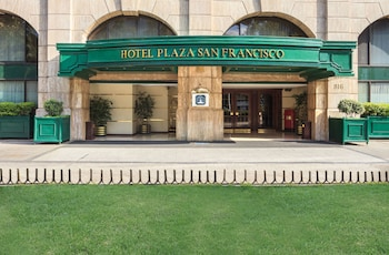 Picture of Hotel Plaza San Francisco in Santiago