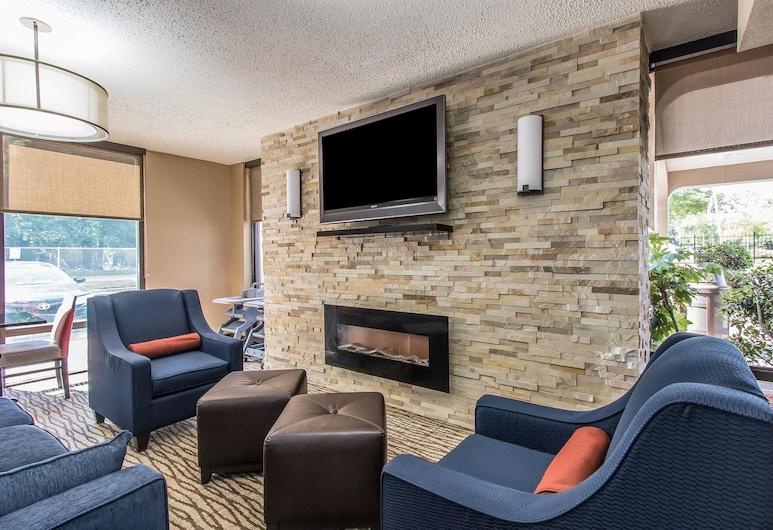 Comfort Inn, Jackson, Lobby