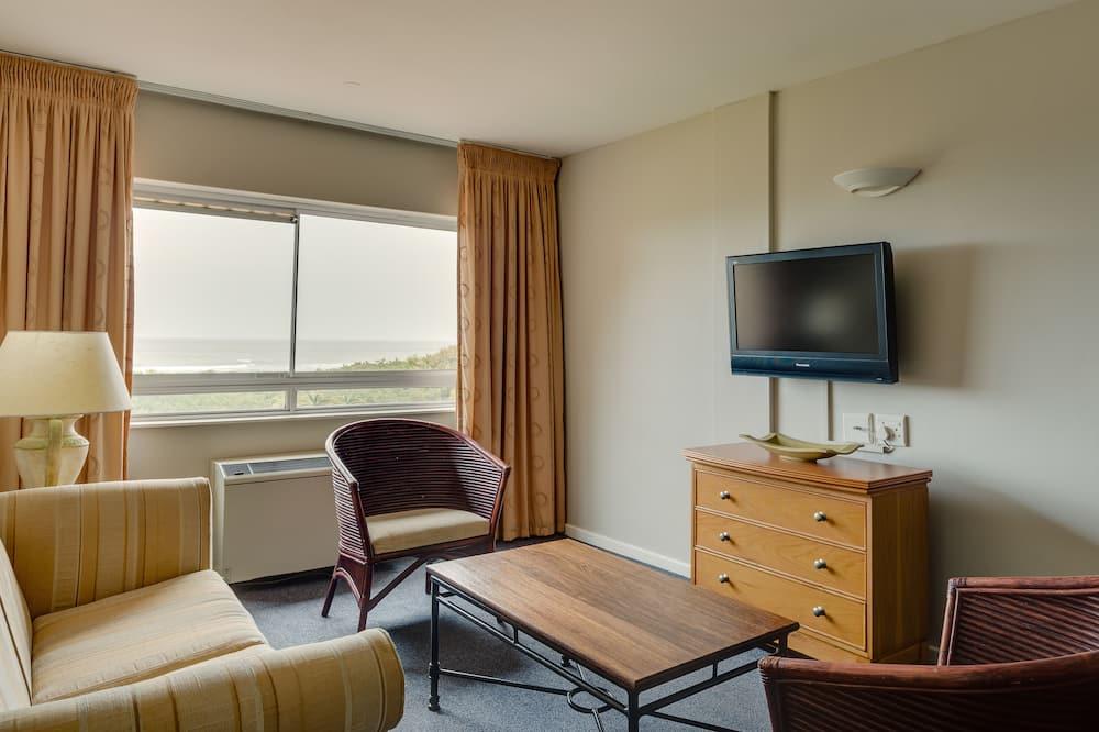 Pokoj, dvojlůžko (200 cm) - Obývací prostor