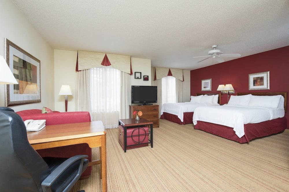 開放式客房, 2 張標準雙人床, 非吸煙房, 廚房 - 客房