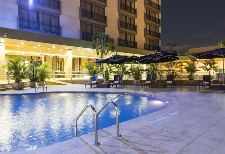 Movich Hotel de Pereira, Pereira, Utendørsbasseng