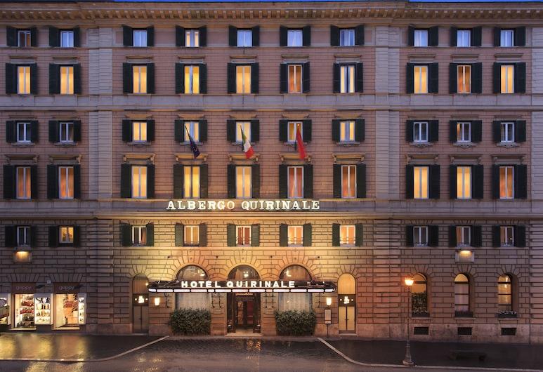 Hotel Quirinale, Rome