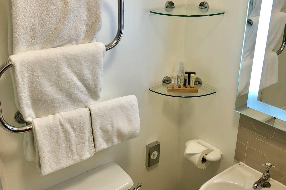 Executive Room, 1 Katil Kelamin (Double), Non Smoking, View - Bilik mandi