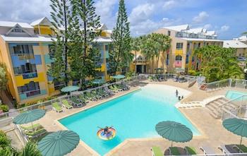 Foto van Canella Beach Hotel in Le Gosier