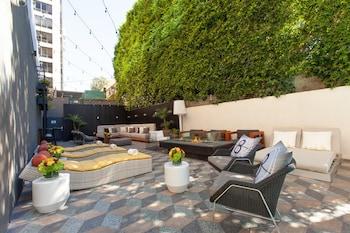 Foto van Kimpton Hotel Palomar Los Angeles Beverly Hills, an IHG Hotel in Los Angeles
