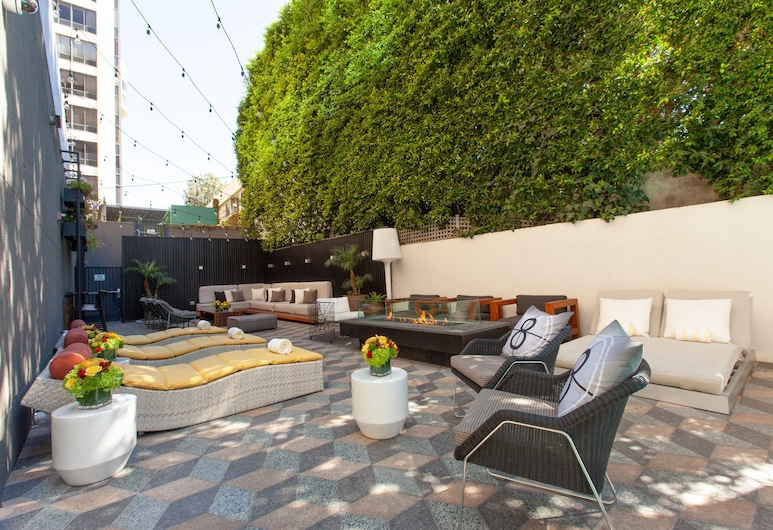 Kimpton Hotel Palomar Los Angeles Beverly Hills, an IHG Hotel, Los Angeles, Terrace/Patio