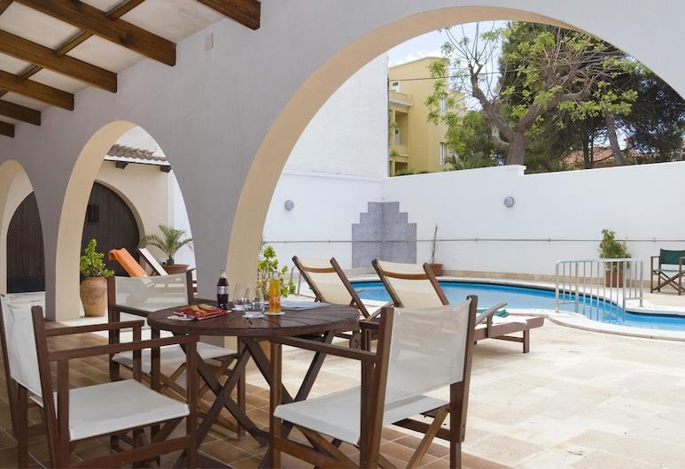 Hotel Menorca Patricia, Ciutadella de Menorca, Ulkouima-allas