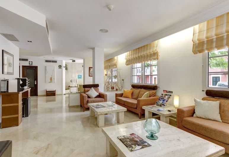梅諾卡島派特麗夏酒店, Ciutadella de Menorca, 酒店入口