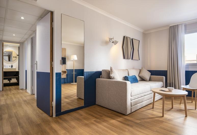 Aparthotel Adagio La Defense Kleber, Courbevoie, Appartamento, Letti multipli (6 People), Camera
