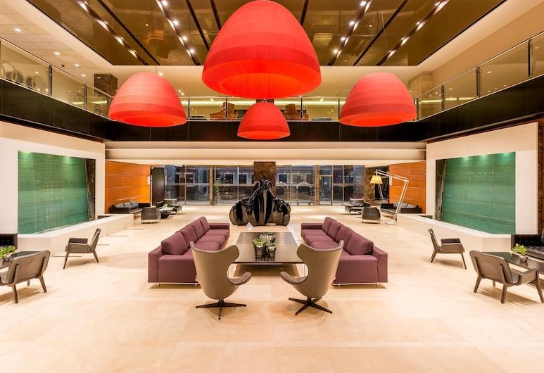 Sheraton Grand Panama, Cidade do Panamá, Lobby