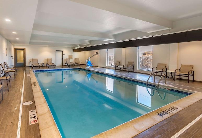 Comfort Suites Near Denver Downtown, דנבר, בריכה