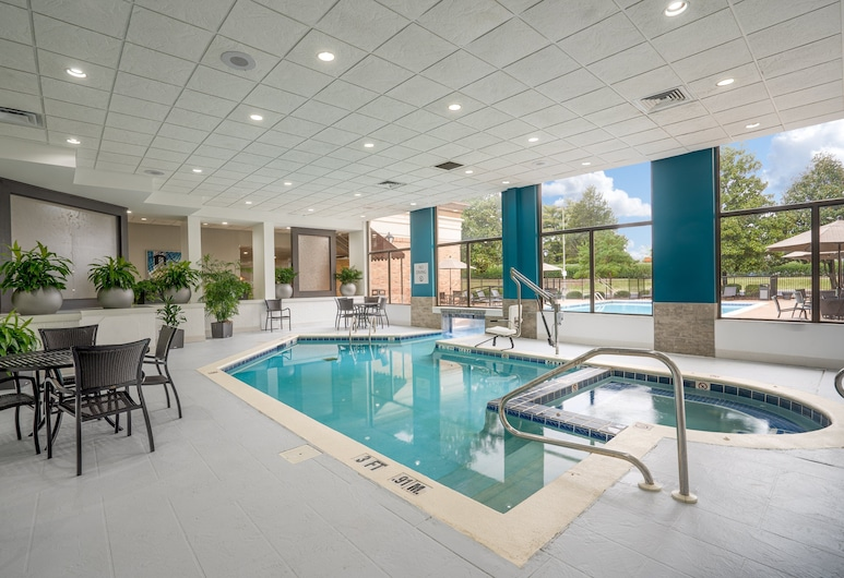 Holiday Inn Research Park, Huntsville, Pool
