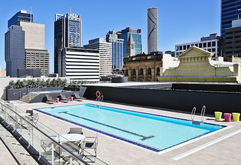 Hilton Brisbane, Brisbane, Hồ bơi trong nhà/ngoài trời