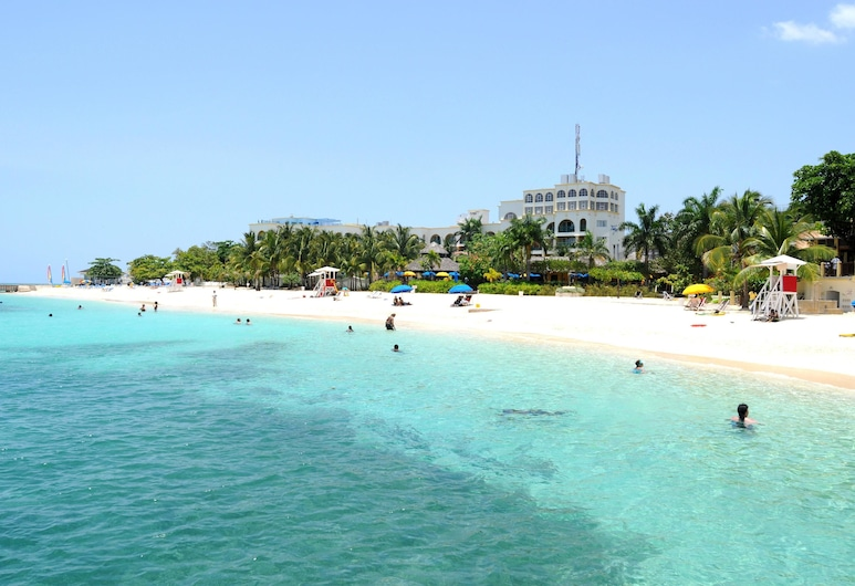 Doctors Cave Beach Hotel, Montego Bay, Spiaggia