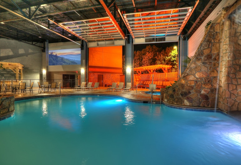 The Ramsey, Pigeon Forge, Indoor Pool