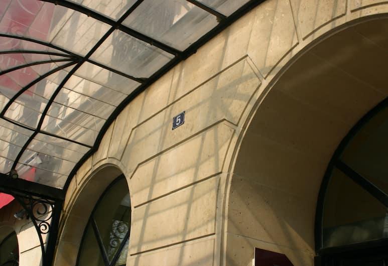 Hotel Derby Eiffel, Paris, Hotel Interior