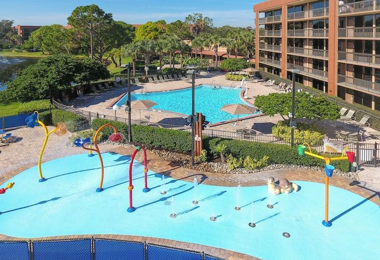 Clarion Inn Lake Buena Vista, a Rosen Hotel, Orlando, Zwembad