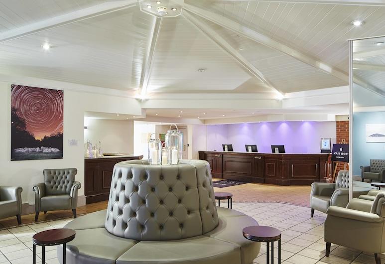 Swansea Marriott Hotel, Swansea, Lobby