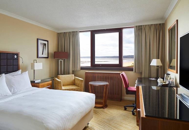 Swansea Marriott Hotel, Swansea, Liukso klasės kambarys, 1 standartinė dvigulė lova, Nerūkantiesiems, Svečių kambarys