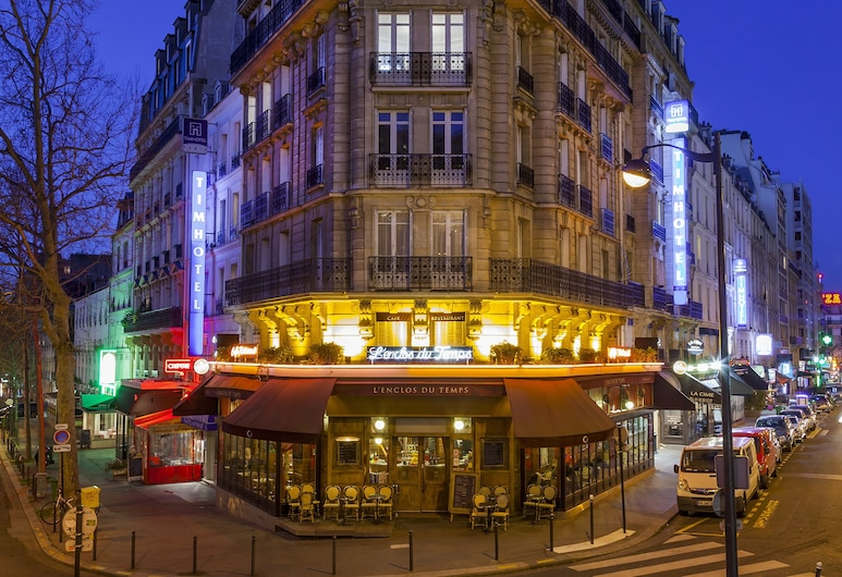 Timhotel Paris Gare Montparnasse, Paris, Hotel Front