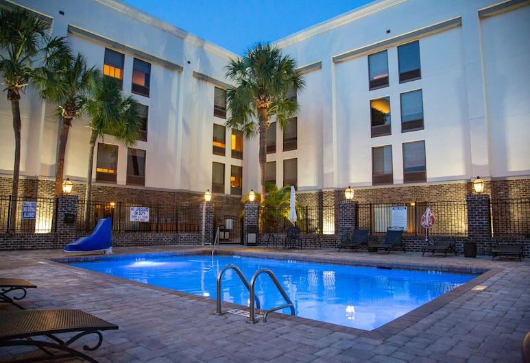Hampton Inn Charleston/Mount Pleasant-Patriots Point, Mount Pleasant, Piscina al aire libre