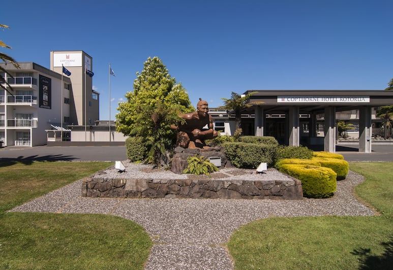 Copthorne Hotel Rotorua, Rotorua, Hotel Front